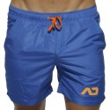 Short de Bain Long Basic Royal