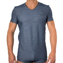 T-Shirt Underdenim Cool 360 Bleu
