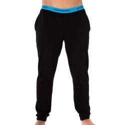 Pantalon Colored Basic French Terry Noir