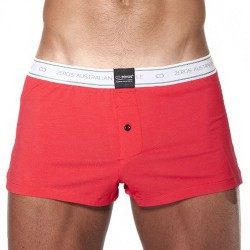 Boxer Short Core Rouge