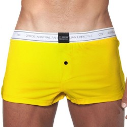 Boxer Short Core Jaune