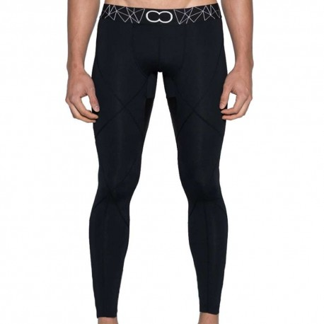 Legging Blk Aktiv Compression Noir