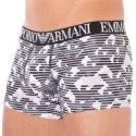 Boxer Fancy All Over Printed Eagle Noir