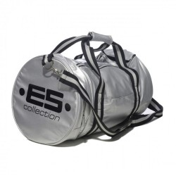 Sac de Sport Athletic Argent