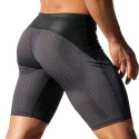 Short Cycliste Michka Gris