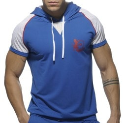 T-Shirt Hoody Jersey Light Royal