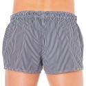 Short de Bain EA7 Sea World Stripes Marine