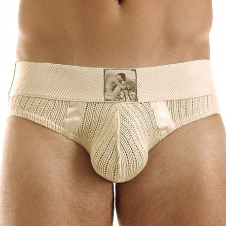 Boho Brief - Natural