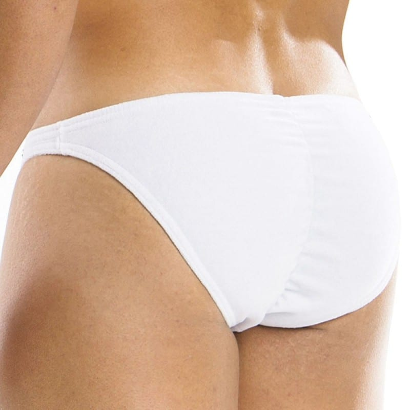 Bon Bon Mini Brief - White