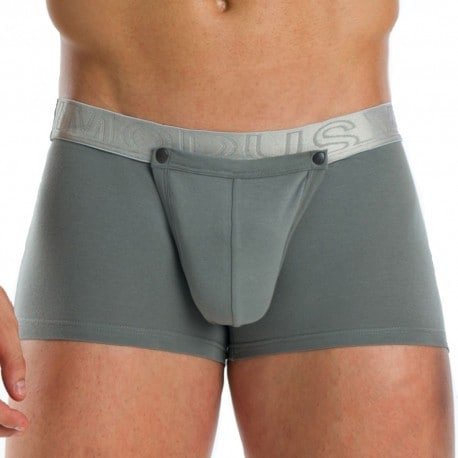 Hole Boxer - Grey