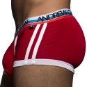 Boxer Almost Naked Sports Rouge