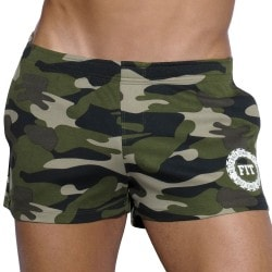 Short Fitness Camouflage