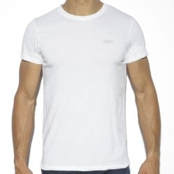 T-Shirt Basic Cotton Blanc
