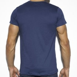 T-Shirt Basic Cotton Marine