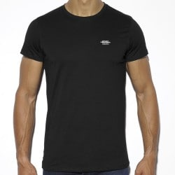 T-Shirt Basic Cotton Noir