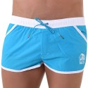 Short de Bain Hawaii Turquoise