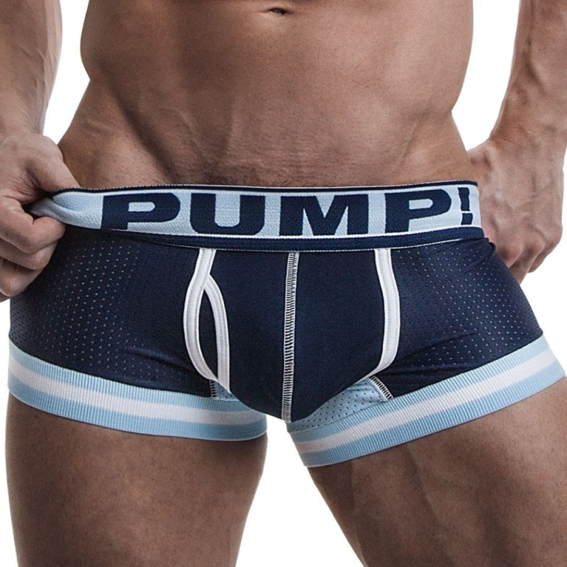 Touchdown Blue Steel Boxer Navy