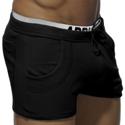 Short Combined Waistband Noir
