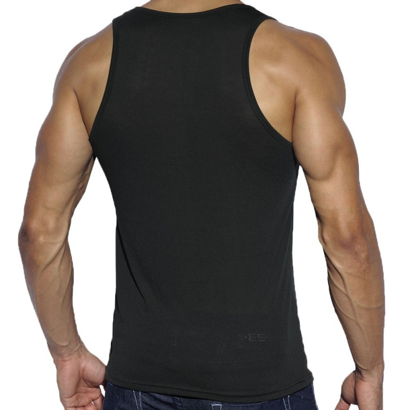 I Love ES Tank Top - Black