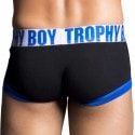 Boxer Trophy Boy Tagless Noir