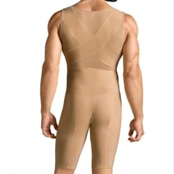 Compression Bodysuit - Nude
