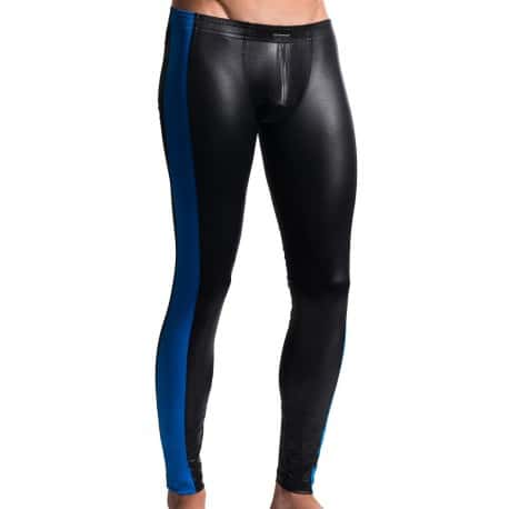 Legging M604 Noir - Royal