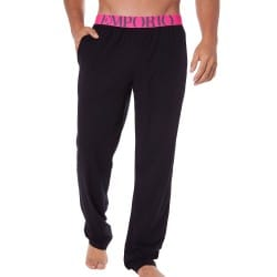 Pantalon Athletics Big Eagle Noir