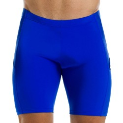 Short Legging Active Bleu