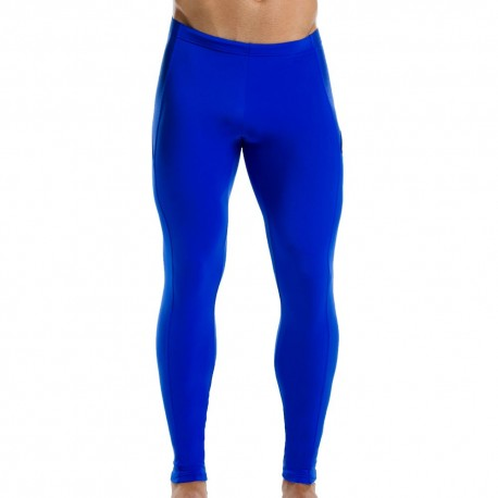 Pantalon Legging Active Bleu