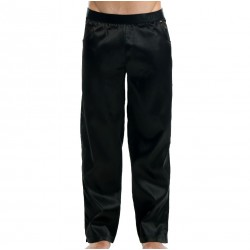 Pantalon Satin Noir