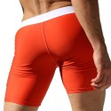 Short Cycliste Arcadio Orange