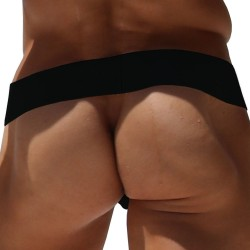 Cinto Backless Thong - Black