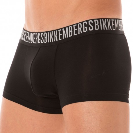Boxer Comfort Cotton Noir