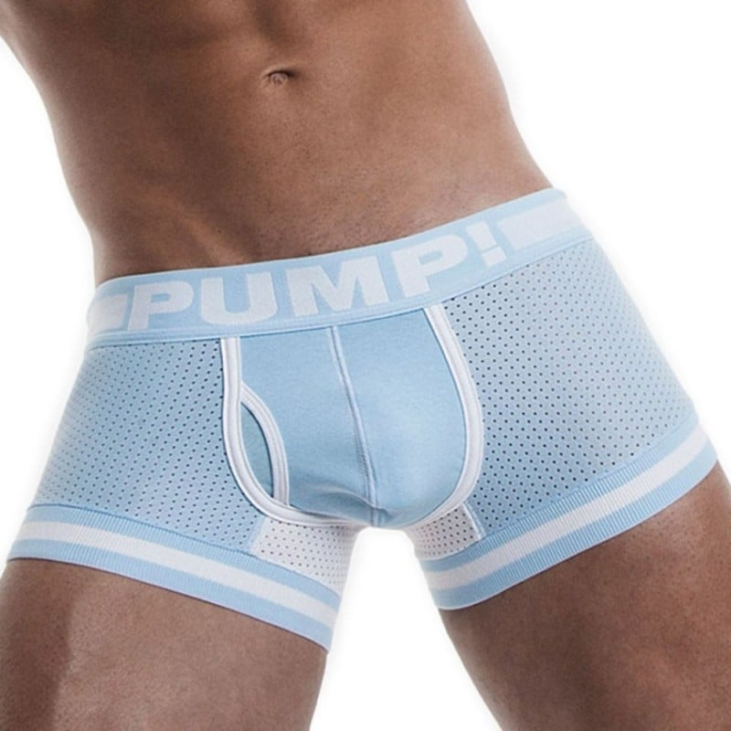 Touchdown Frost Boxer - White - Blue