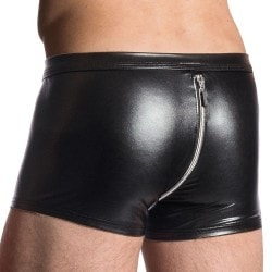 Boxer Zipped Pants M107 Noir