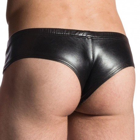 M107 Cheeky Brief - Black