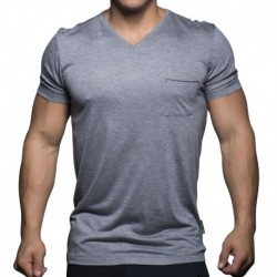 Black Collection Gramercy T-Shirt - Heather Grey