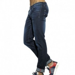 Regular Jean Pants - Blue