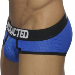 Slip Contrasted Mesh Royal