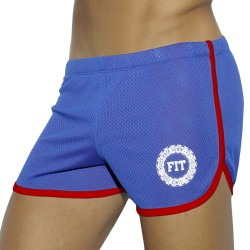 Short Mesh Fit Royal