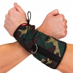 Camp Gladiator Sleeve - Green Camouflage
