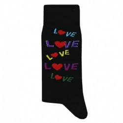 Love Socks - Black