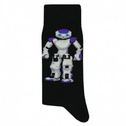 Robo Socks - Black