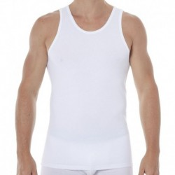 DIM 2-Pack X-Temp Tank Tops - White