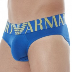 Colored Basic Megalogo Brief - China Blue