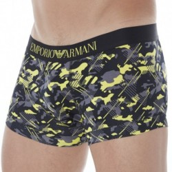 Trendy Military Pop Brief - Yellow Camouflage