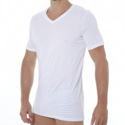 2-Pack Two Cotton T-Shirts - White