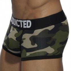 Addicted Basic Colors Boxer -  Camouflage