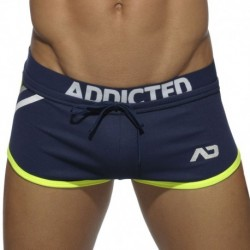 Platinum Detail Short - Navy