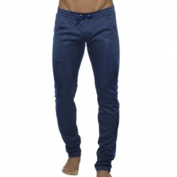 Geomatrix Pants - Navy